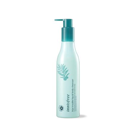 Innisfree Bija Trouble Liquid Body Cleanser